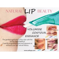 Poster: Before & After Lip