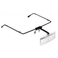 Magnifier: Eyeglass w/Frame