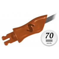 70 Prong Extra Fine Straight Click Tip