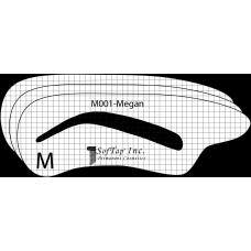 Stencil M001 - Megan