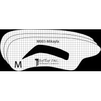Stencil M003 - Mikayla